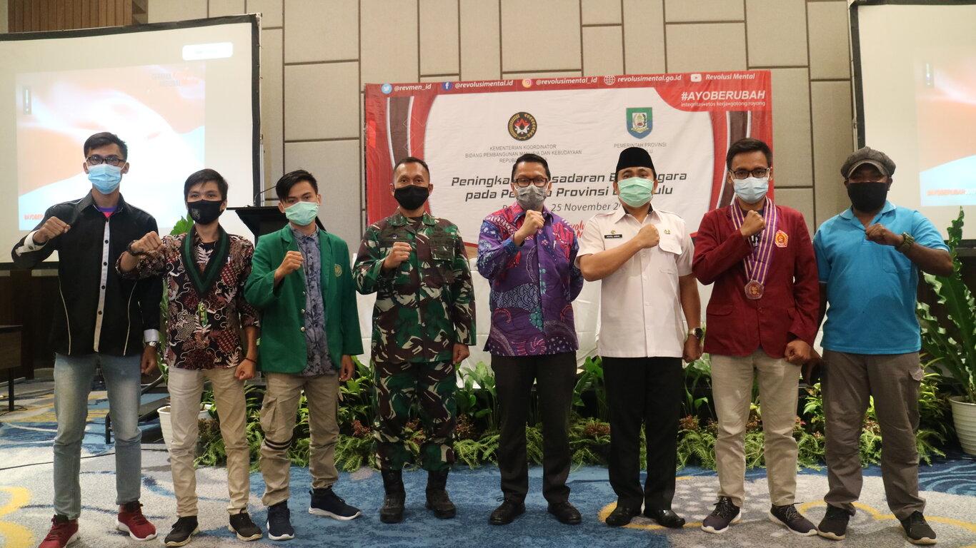 Kegiatan Bela Negara Provinsi Bengkulu