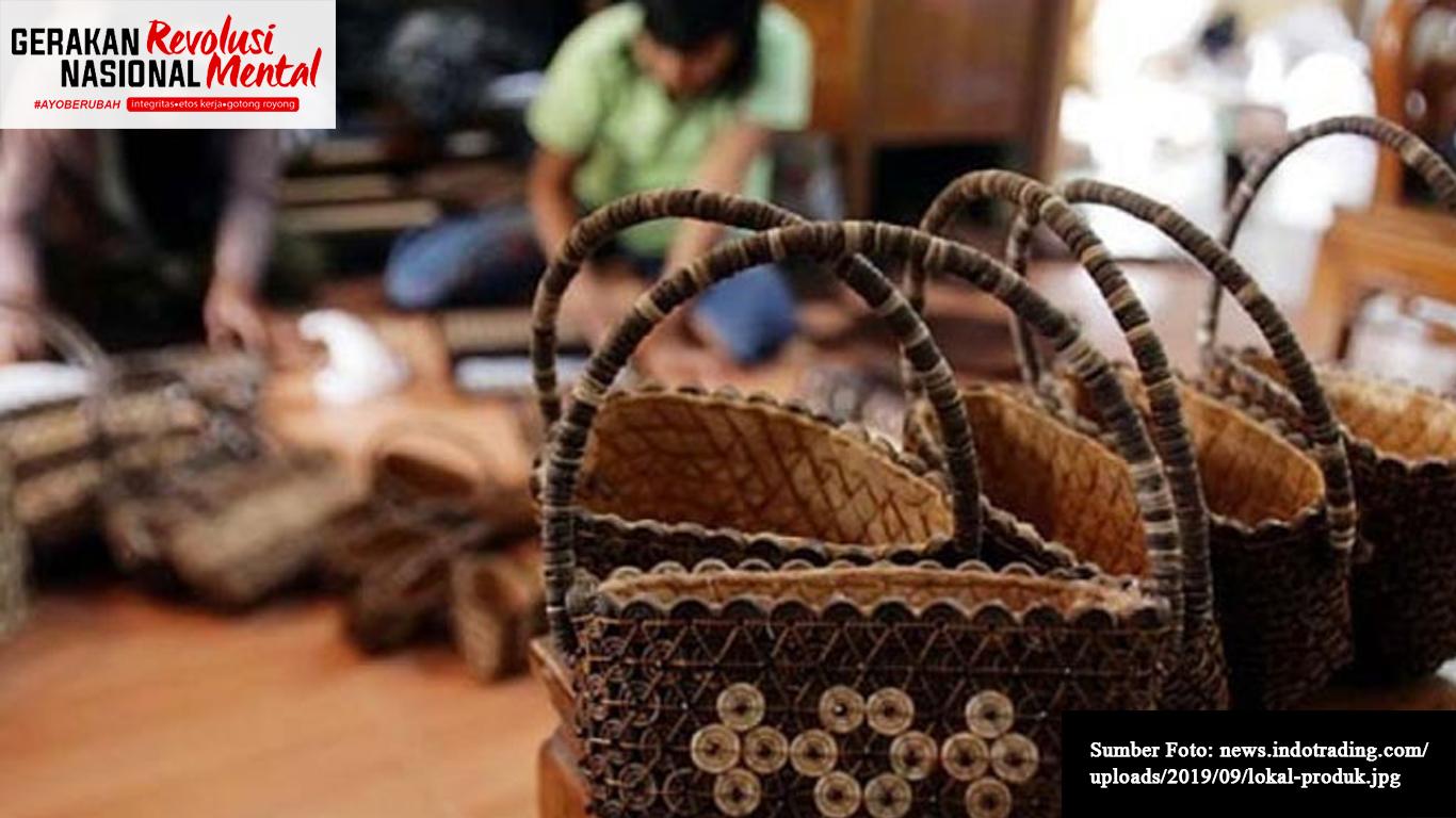 Produk tas daerah yang sudah go international