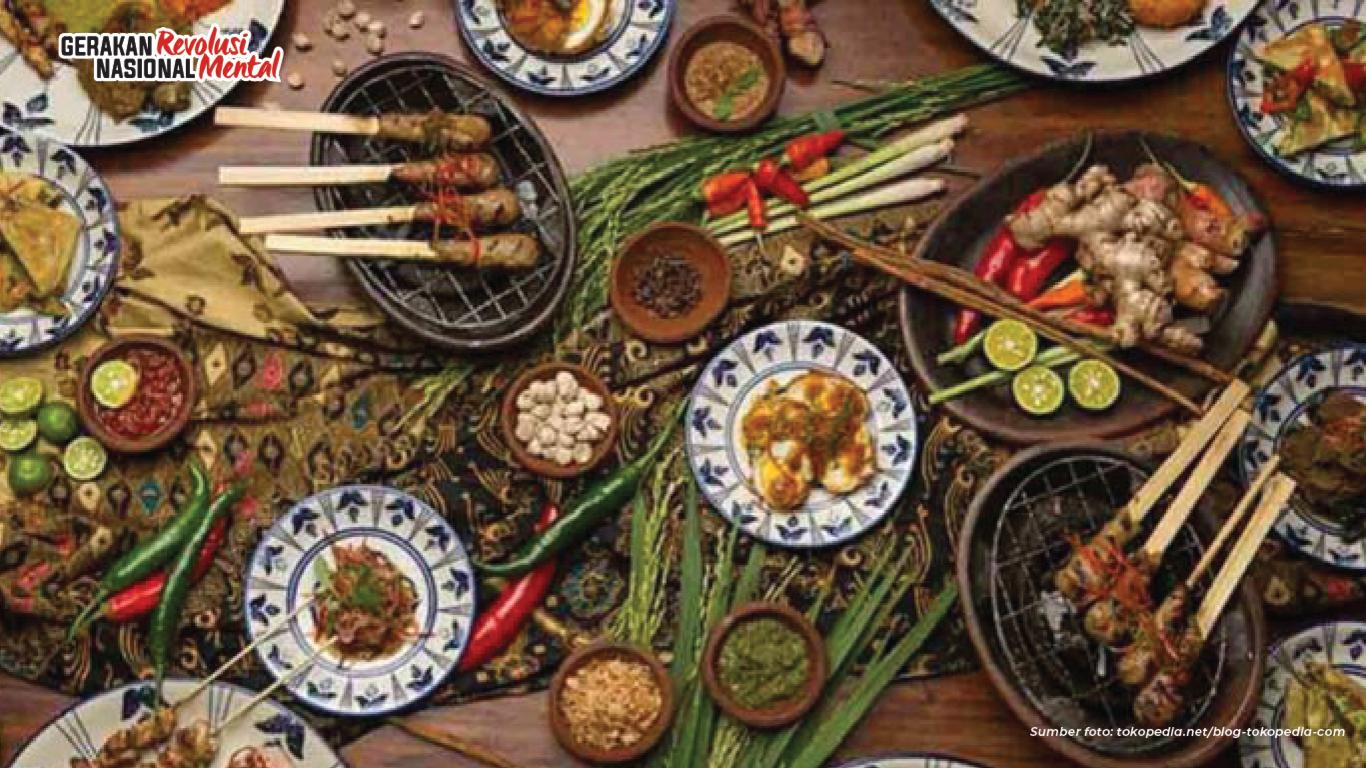 Kuliner Lokal Indonesia Tak Kalah dengan Kuliner Mancanegara