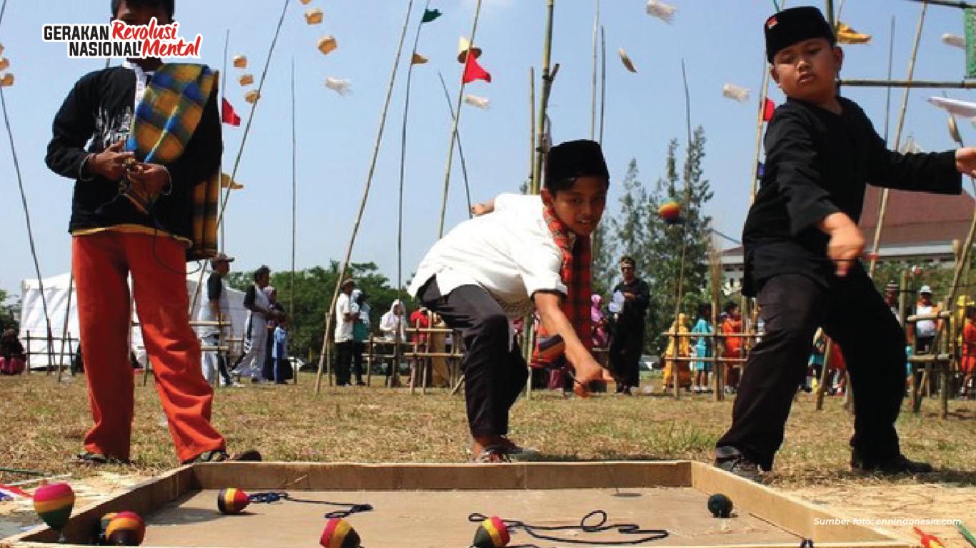 Cerminan Budaya Bangsa, Yuk Lestarikan Permainan Tradisional Indonesia!
