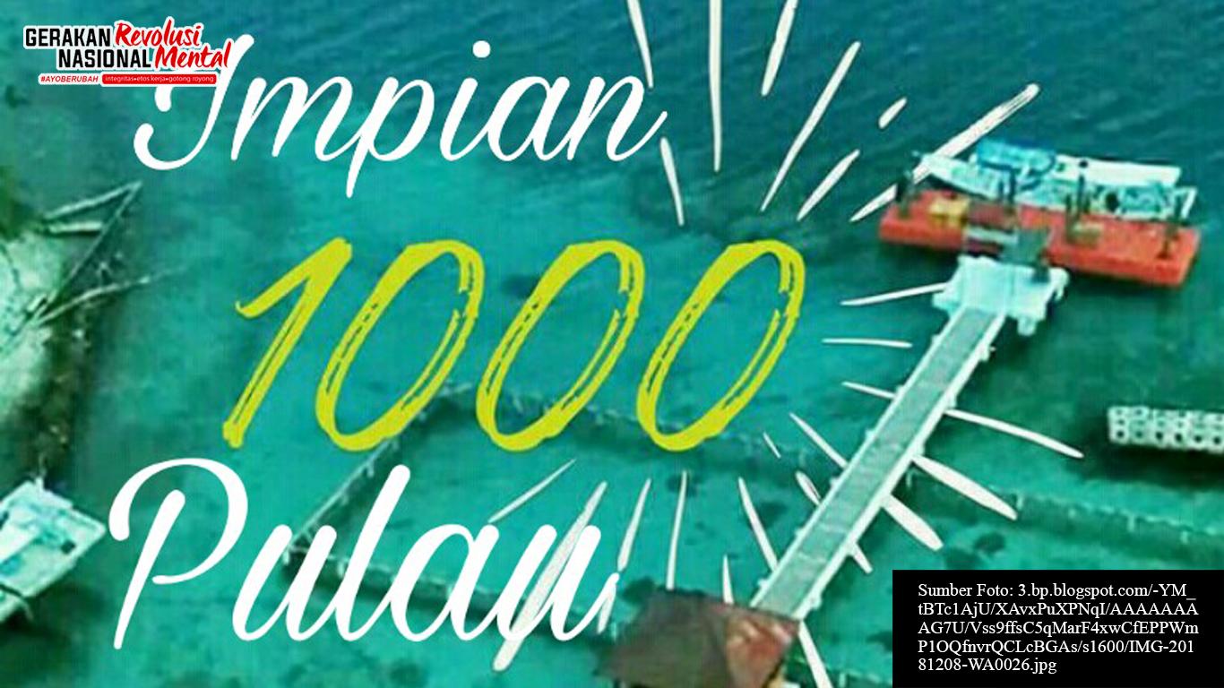 Cover film Impian 1000 Pulau