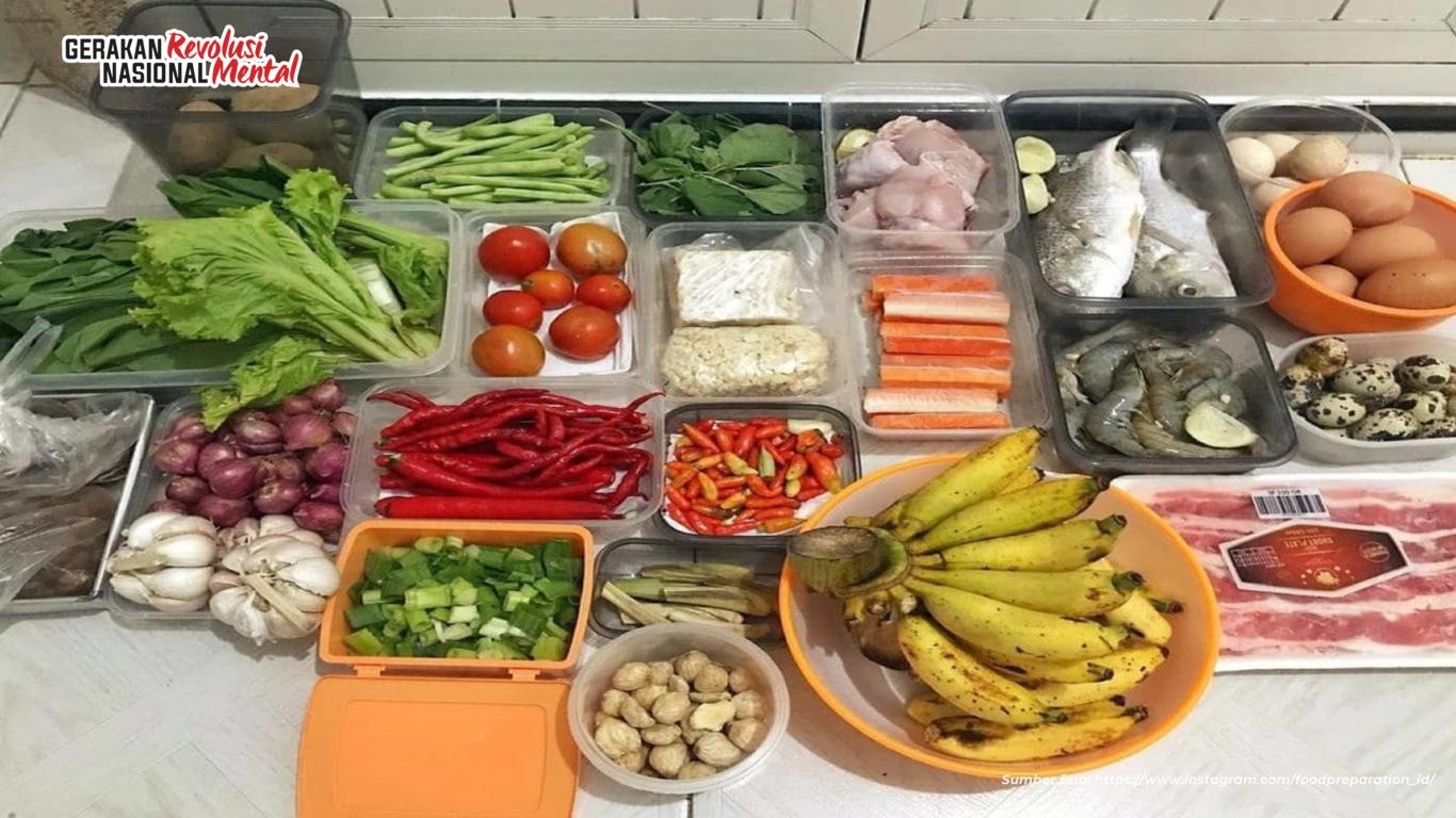 Perencanaan kelola pangan atau food preparation membawa dampak yang baik bagi lingkungnan dan individu