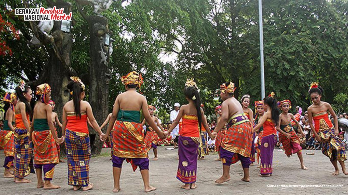 Buku Permainan Tradisional Kabupaten Buleleng Bali baik untuk pendidikan karakter