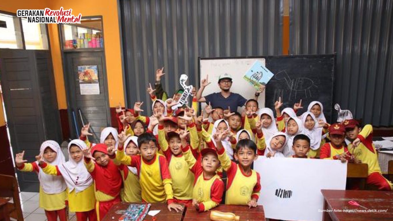 Peace Generation, organisasi yang berfokus pada pendidikan perdamaian bagi anak muda