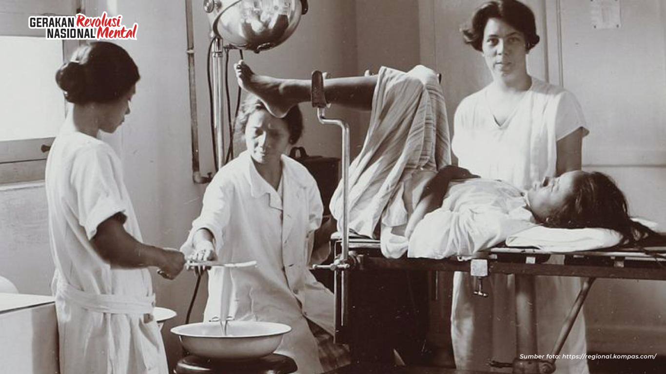 Marie Thomas, tokoh sejarah perempuan pertama Indonesia yang menjadi dokter