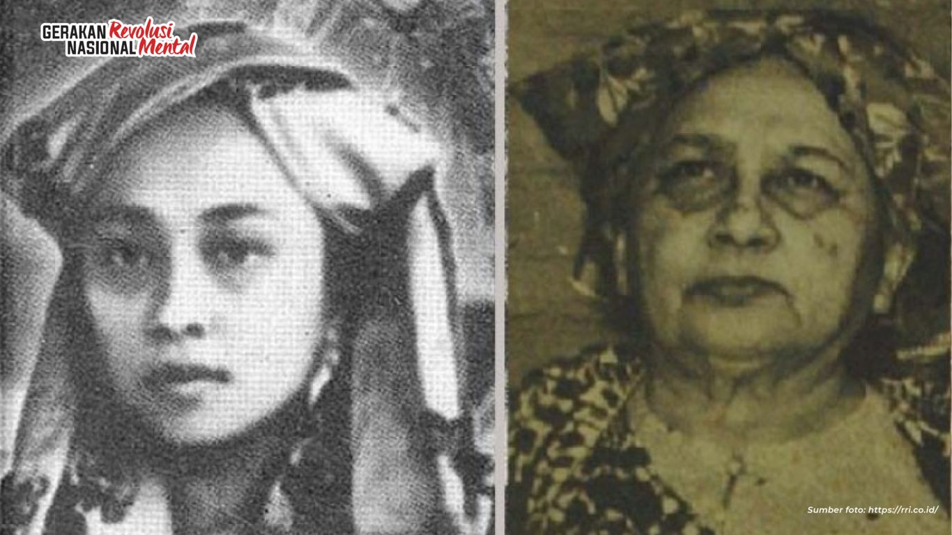 Ruhana Kuddus wartawan perempuan pertama Indonesia yang mendirikan surat kabar Soenting Melajoe