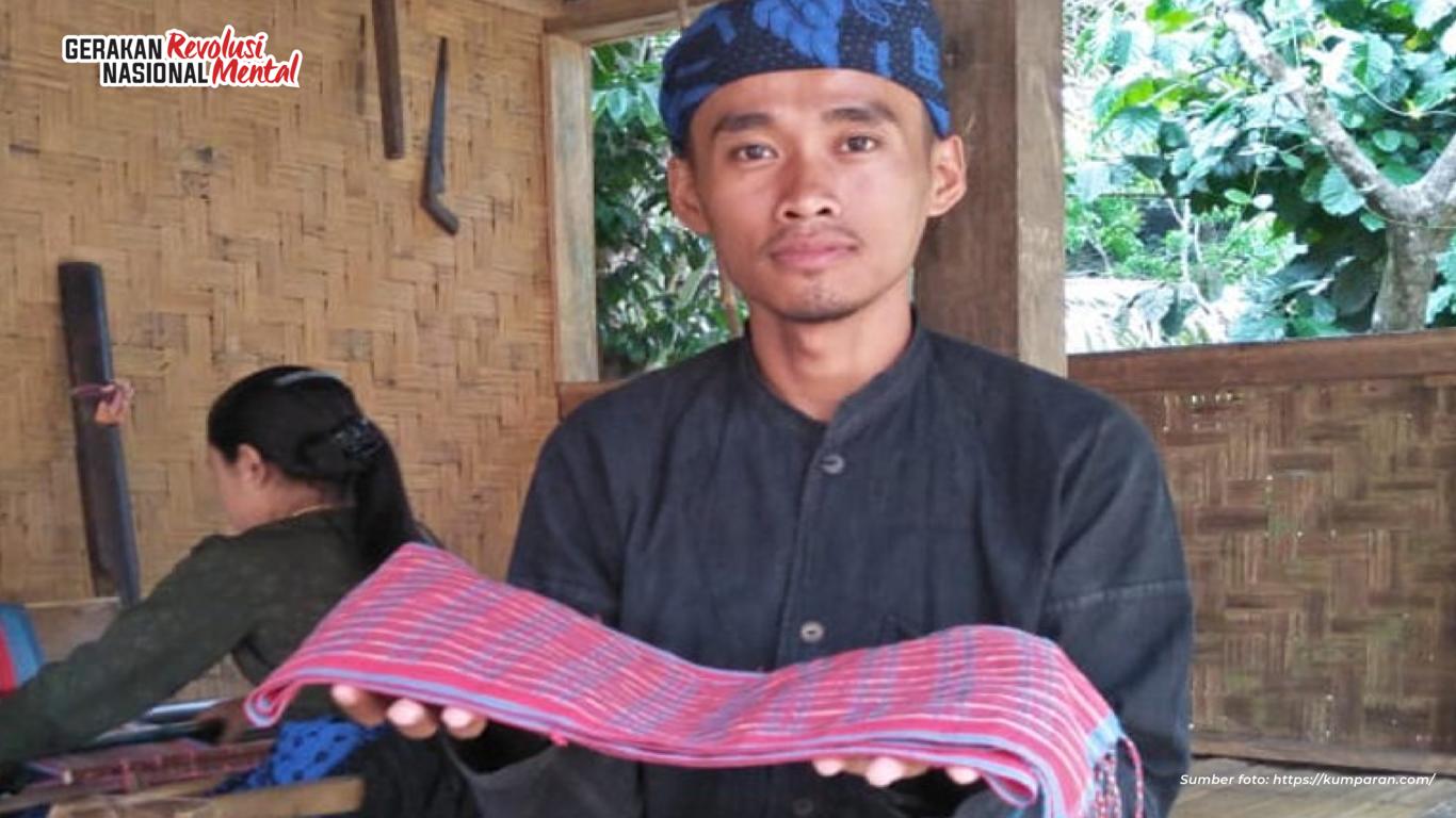 Narman mampu mengangkat budaya dan hasil kerajinan suku Baduy menjadi berdaya jual serta lebih dikenal oleh masyarakat luas.