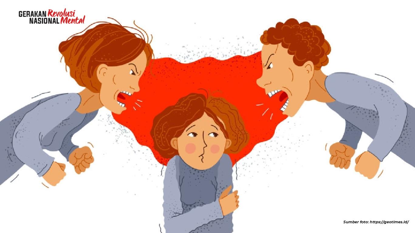 Pola asuh toksik atau toxic parenting berupa kekerasan fisik, verbal, psikologis berdampak jangka panjang pada tumbuh kembang anak hingga dewasa