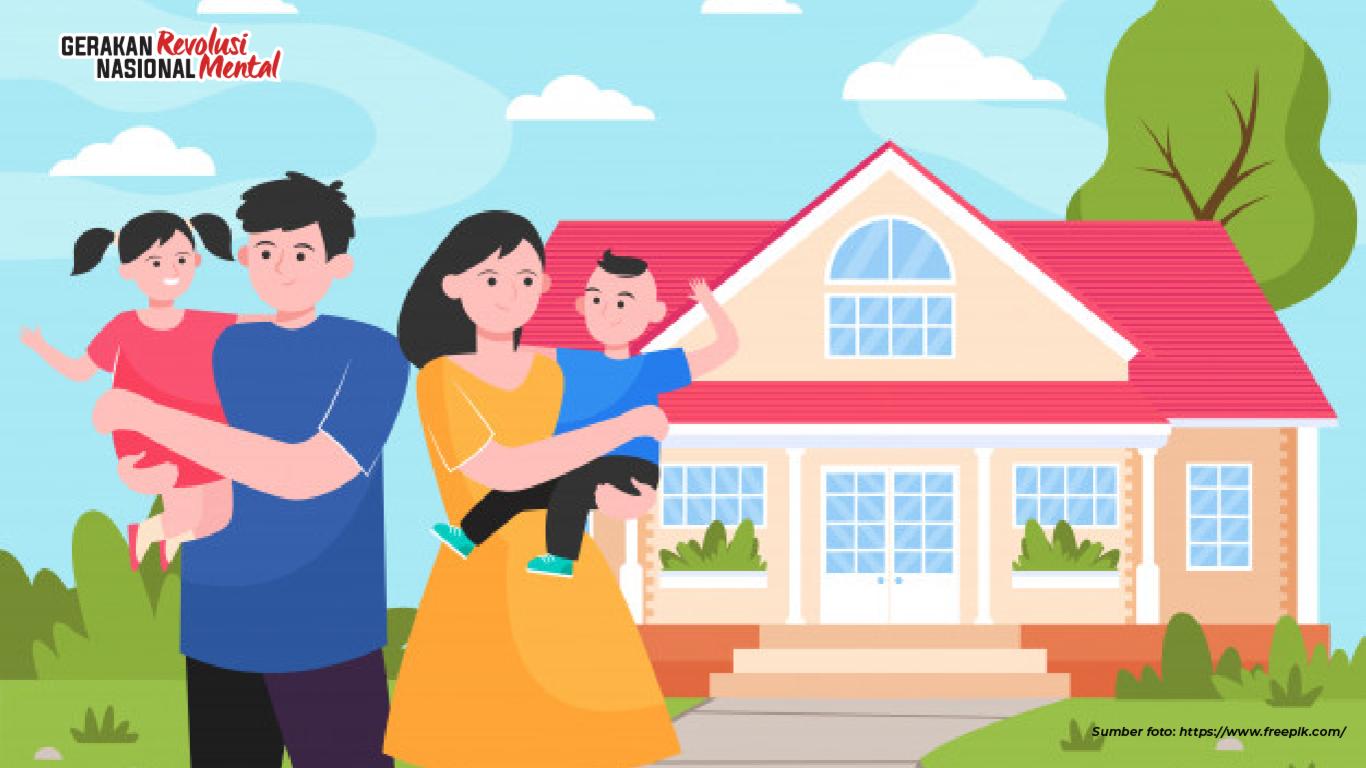 Orangtua penting untuk hadir dan terlibat aktif dalam mengasuh anak dengan memperhatikan kebutuhan moril maupun materiil