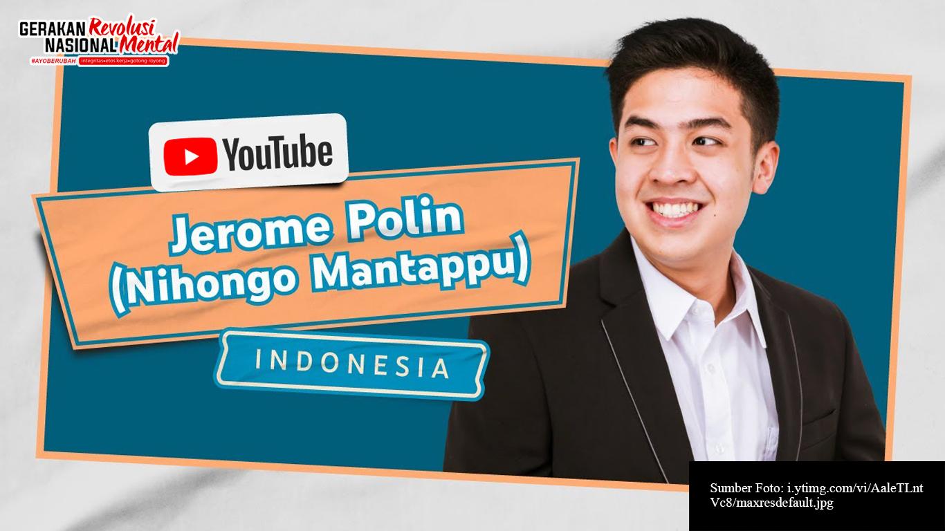 Channel Youtube milik Jerome Polin