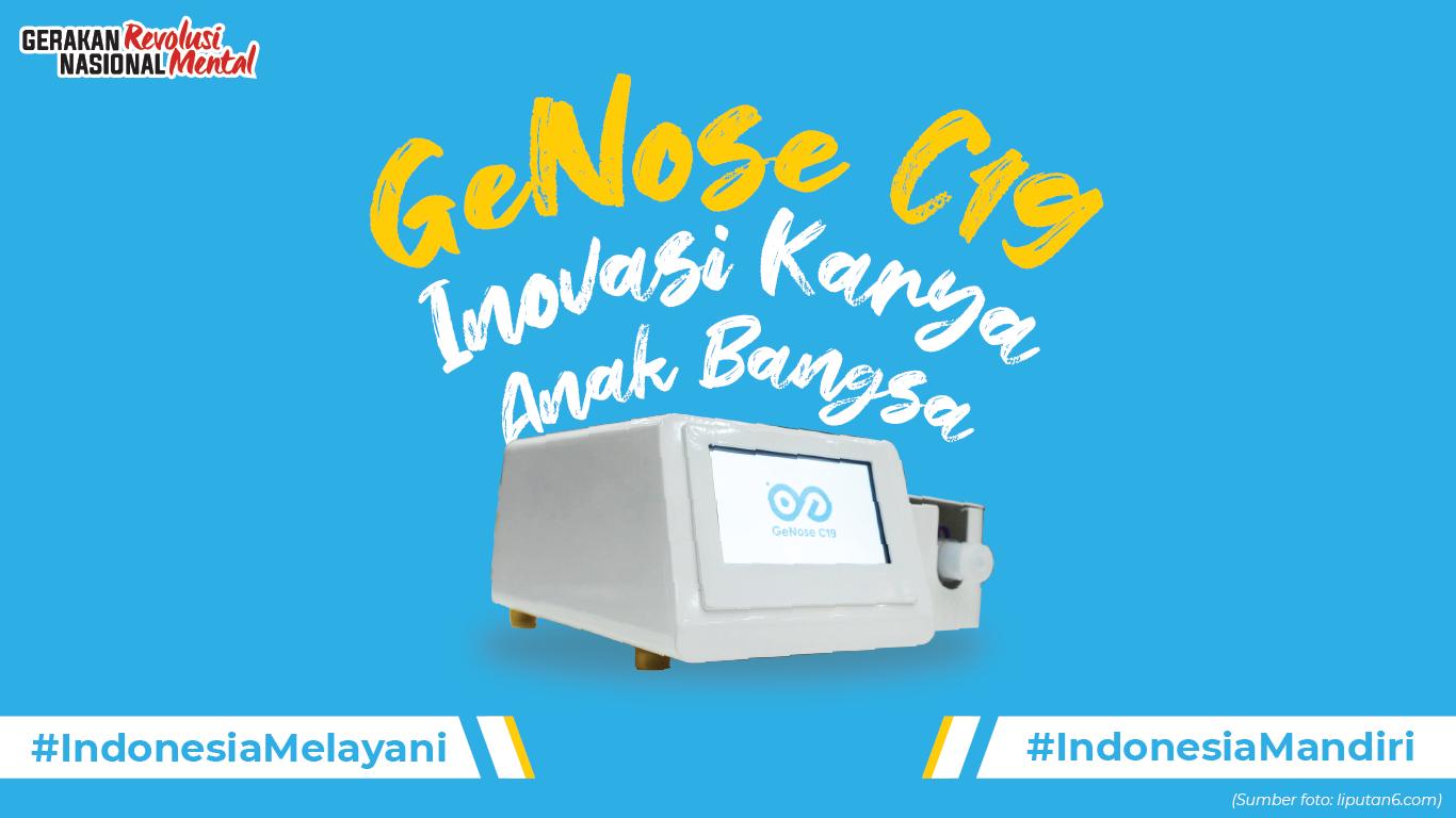 GeNose C19 alat deteksi cepat covid19