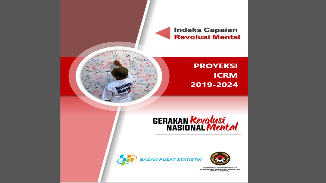 Buku Proyeksi ICRM 2019-2024