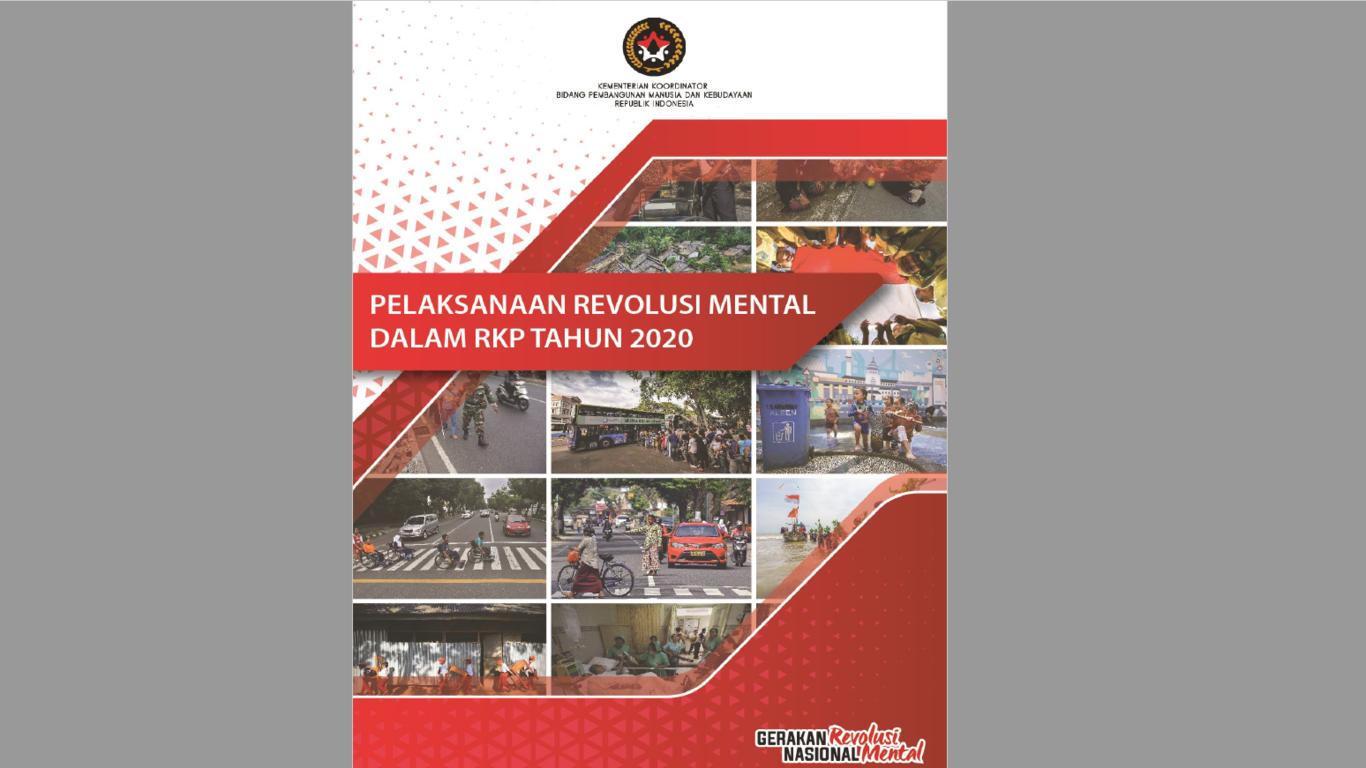 Laporan Pelaksanaan Revolusi Mental dalam RKP Tahun 2020