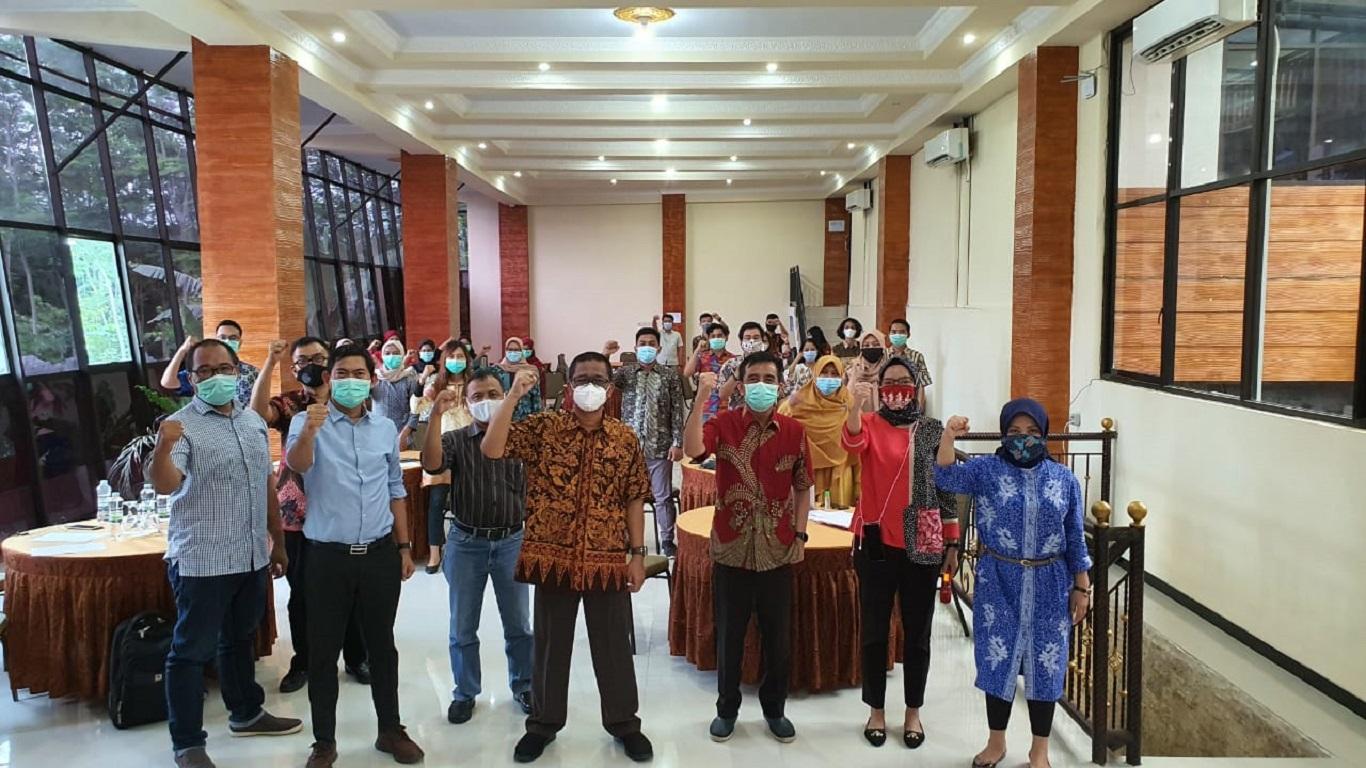 Kegiatan workshop dan deklarasi GNRM di Universitas Jember